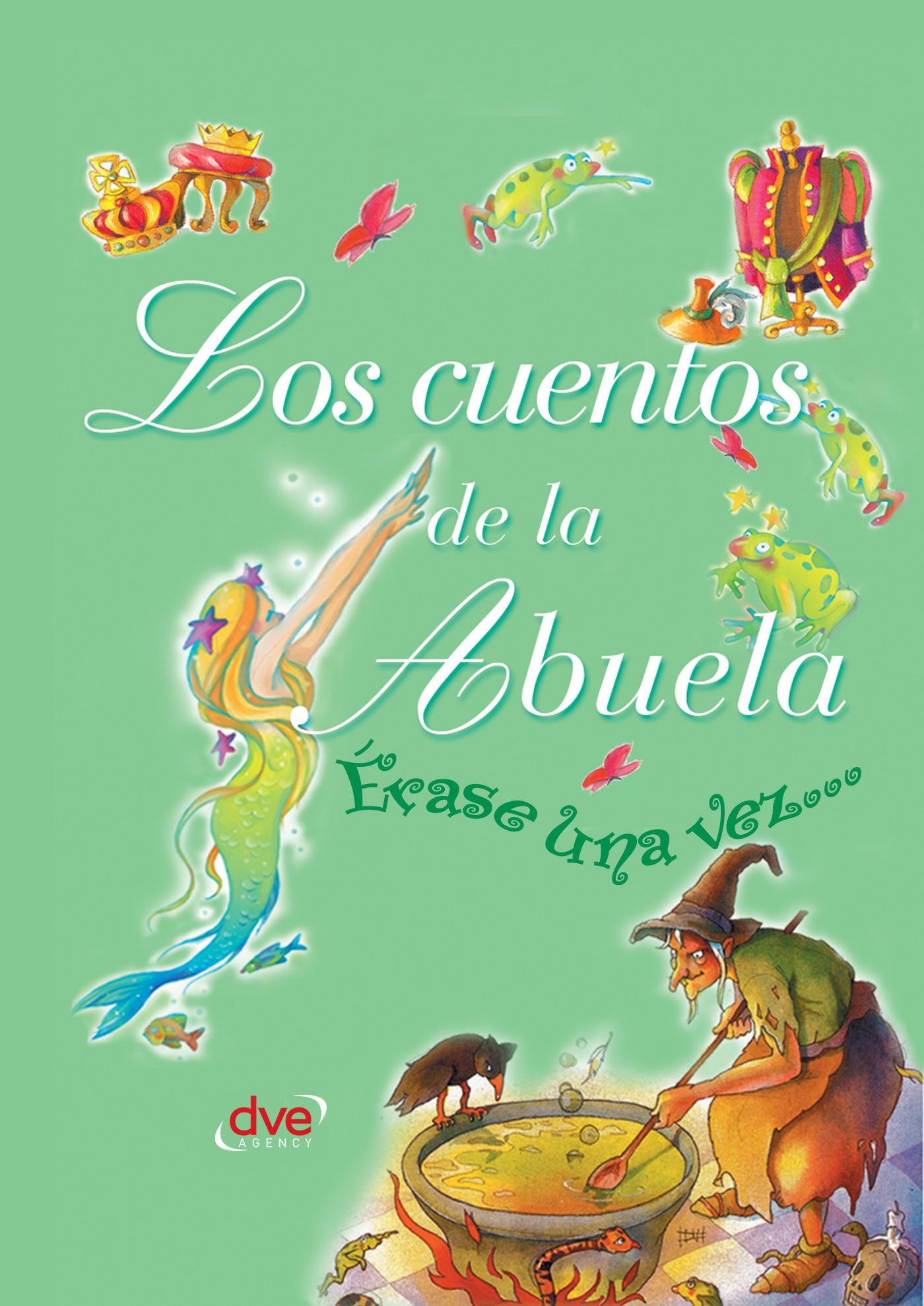 Capeder, Armanda - Los cuentos de la abuela, ebook