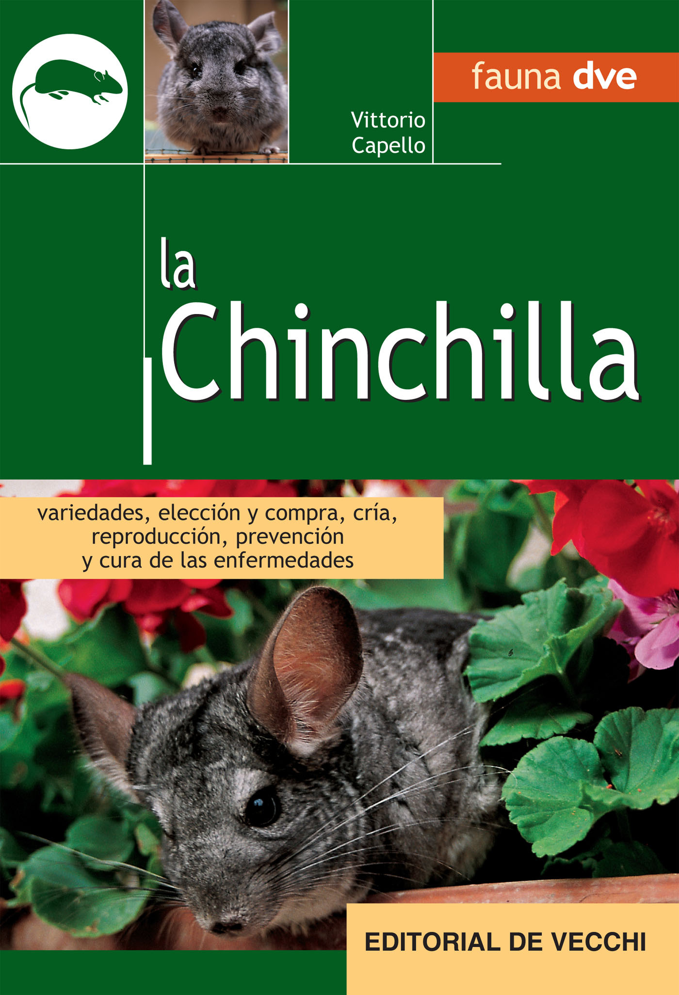 Capello, Vittorio - La Chinchilla, ebook