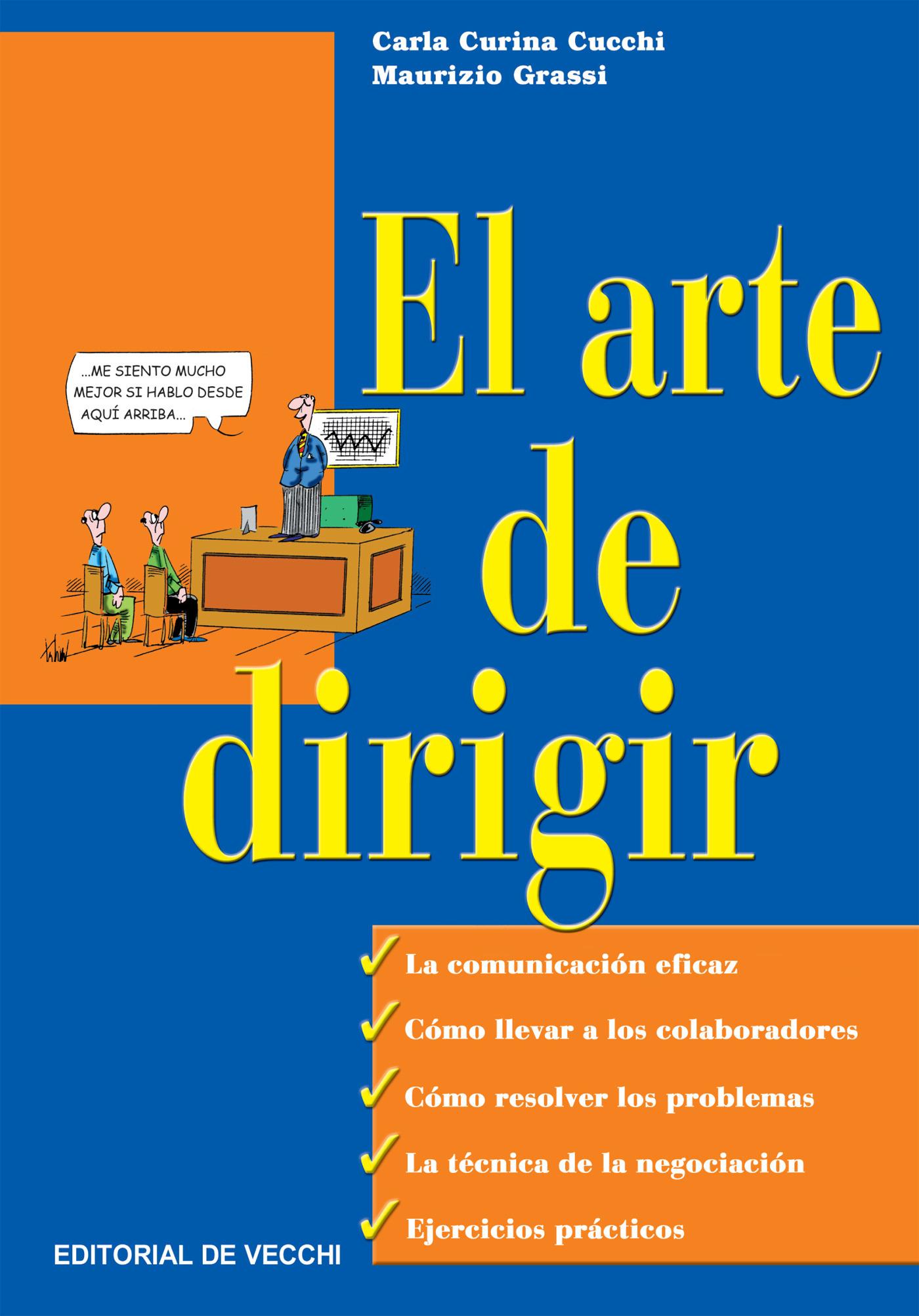 Cucchi, Carla Curina - El arte de dirigir, ebook
