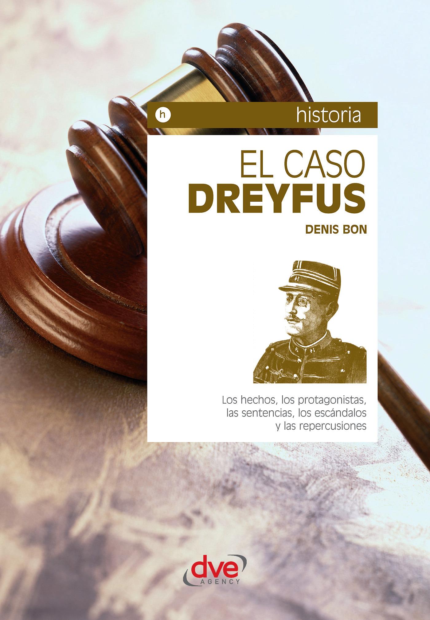 Bon, Denis - El caso Dreyfus, ebook