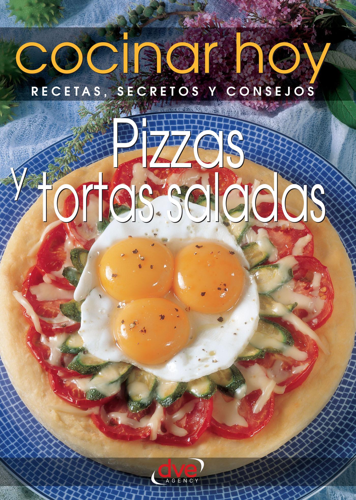 Medail, Enrico - Pizzas y tortas saladas, ebook