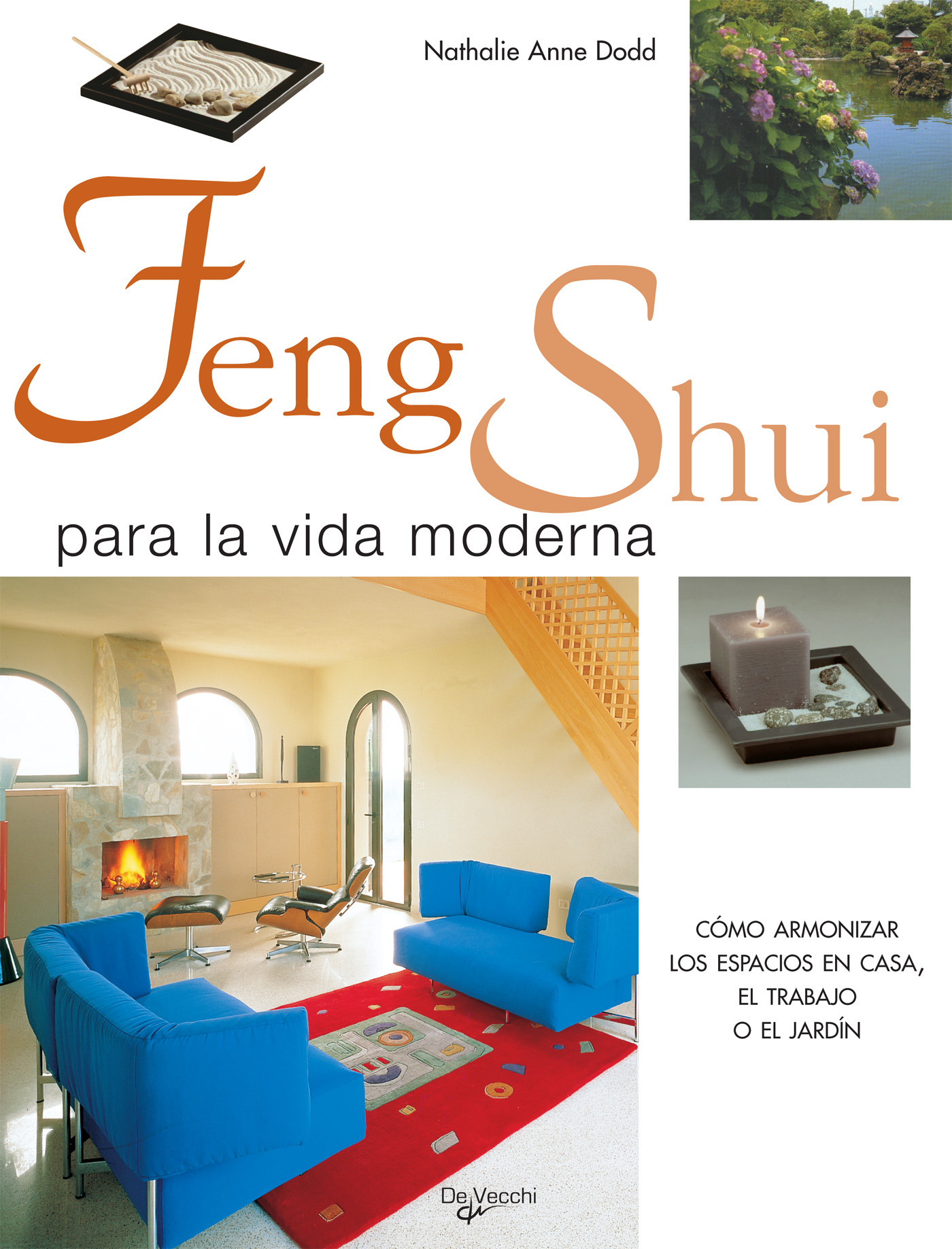 Dodd, Nathalie Anne - Feng shui para la vida moderna, ebook