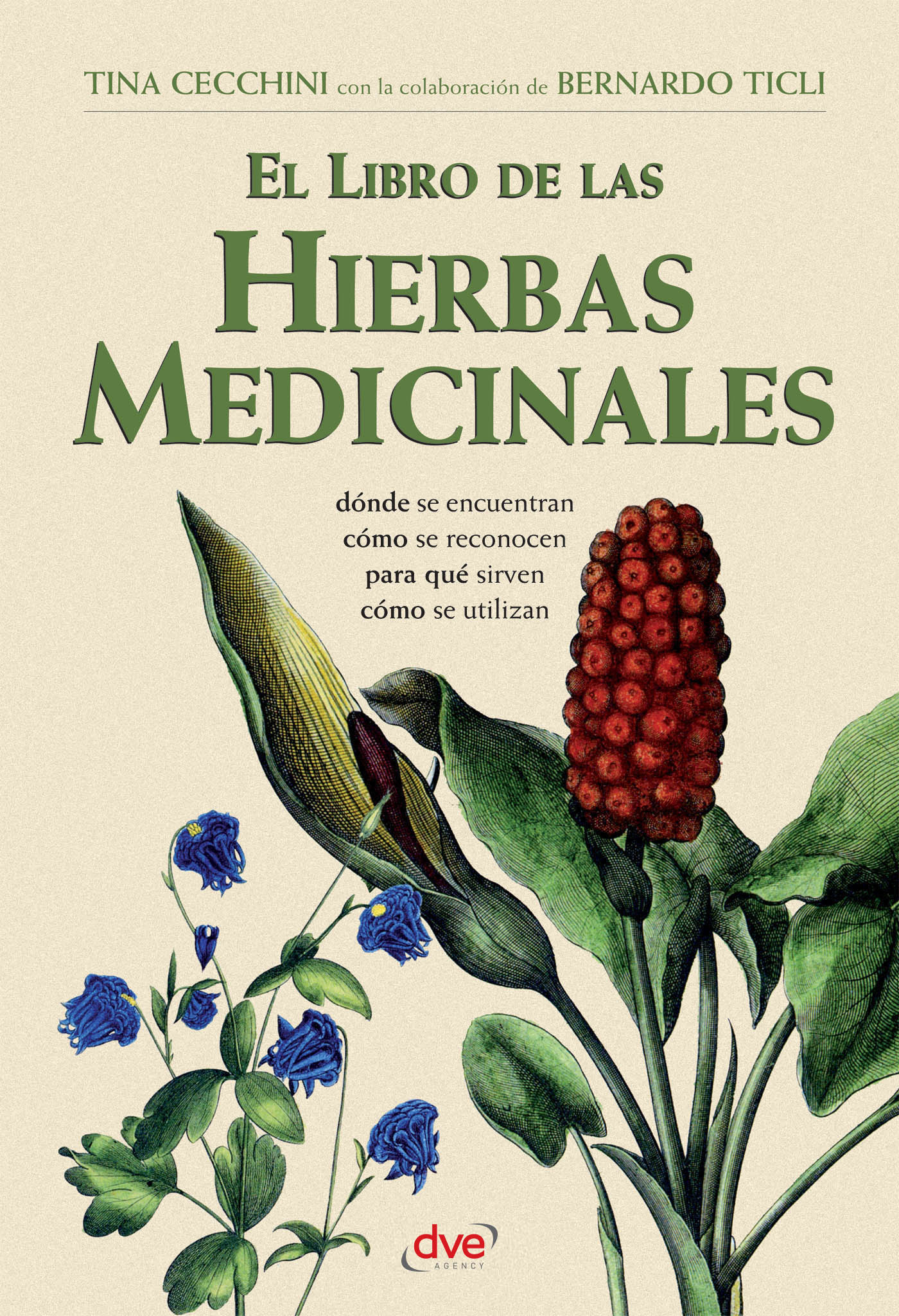 Cecchini, Tina - El libro de las hierbas medicinales, ebook