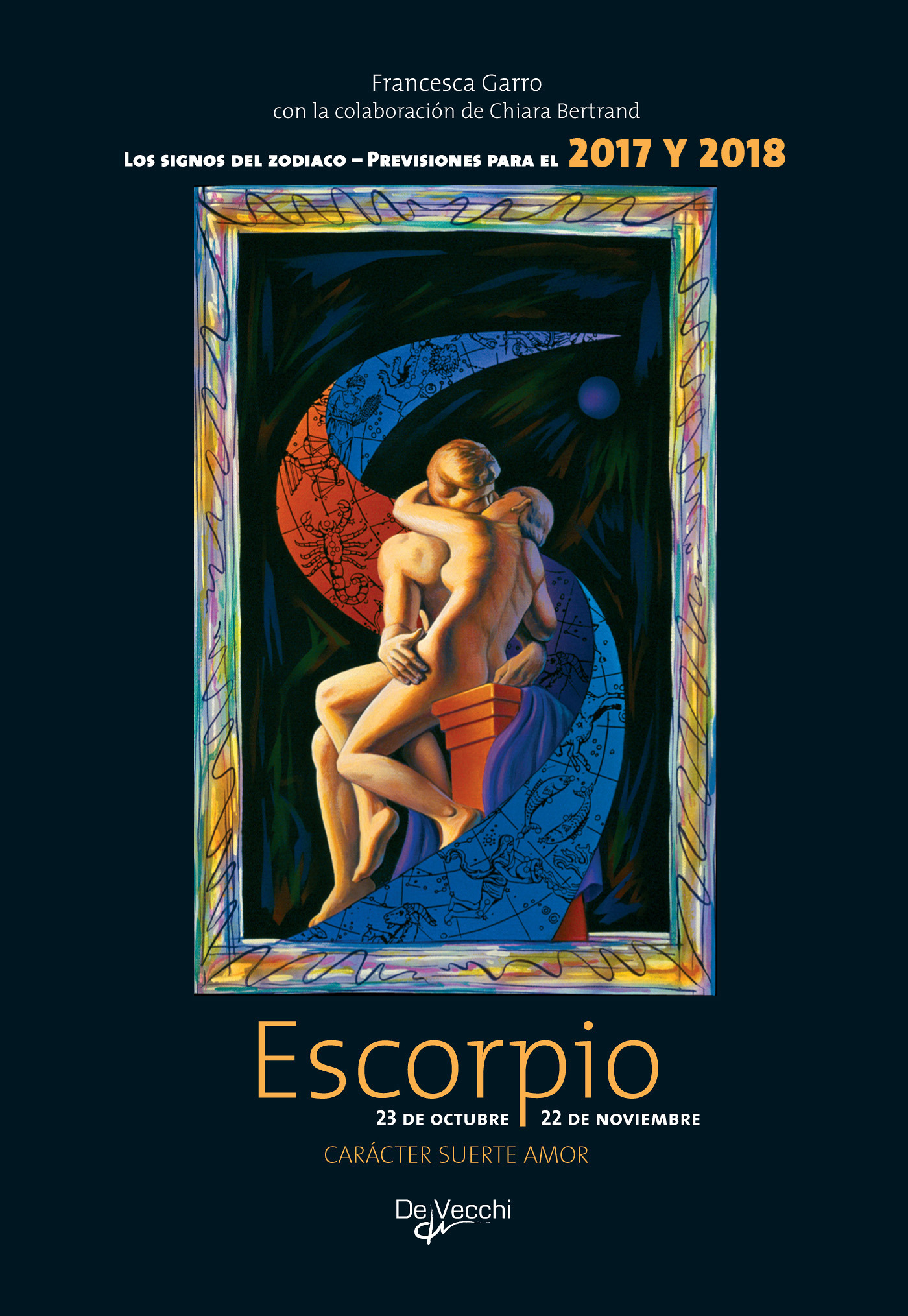 Bertrand, Chiara - Escorpio, ebook