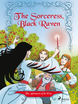 Gotthardt, Peter - The Adventures of the Elves 2: The Sorceress, Black Raven, ebook
