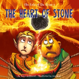 Gotthardt, Peter - The Fate of the Elves 2: The Heart of Stone, audiobook