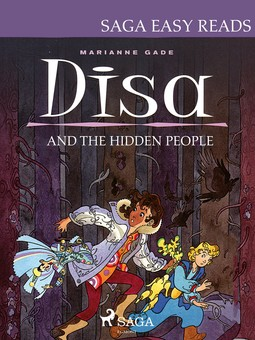 Gade, Marianne - Disa and the Hidden People, e-bok