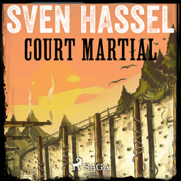 Hassel, Sven - Court Martial, audiobook