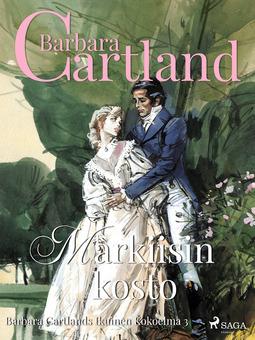Cartland, Barbara - Markiisin kosto, ebook