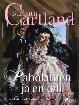 Cartland, Barbara - Paholainen ja enkeli, e-kirja