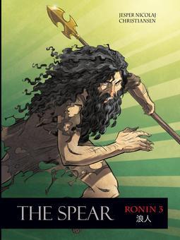 Christiansen, Jesper Nicolaj - Ronin 3 - The Spear, ebook