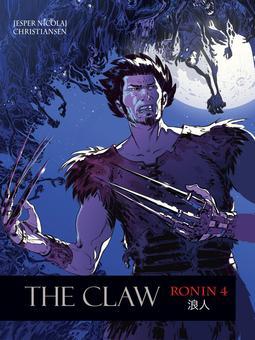 Christiansen, Jesper Nicolaj - Ronin 4 - The Claw, ebook