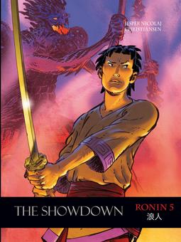 Christiansen, Jesper Nicolaj - Ronin 5 - The Showdown, ebook