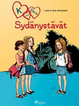 Knudsen, Line Kyed - Sydänystävät, e-kirja