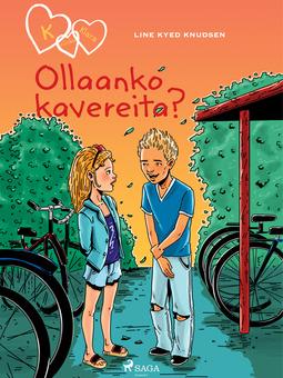 Knudsen, Line Kyed - Ollaanko kavereita?, e-kirja
