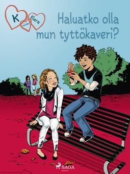 Knudsen, Line Kyed - K niinku Klara 2 - Haluatko olla mun tyttökaveri?, e-kirja