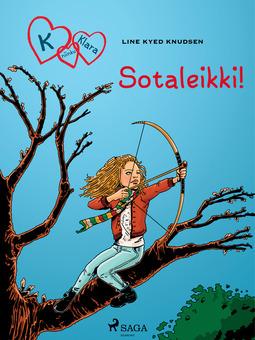 Knudsen, Line Kyed - Sotaleikki!, e-kirja