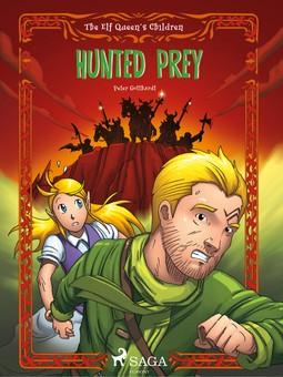 Gotthardt, Peter - The Elf Queen's Children 3: Hunted Prey, ebook
