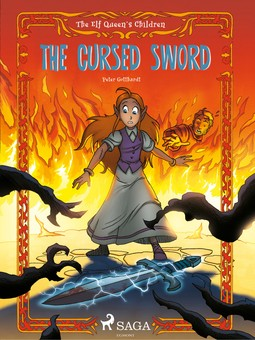 Gotthardt, Peter - The Elf Queen's Children 4: The Cursed Sword, ebook
