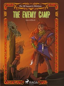 Gotthardt, Peter - The Elf Queen's Children 5: The Enemy Camp, ebook