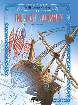 Gotthardt, Peter - The Elf Queen's Children 8: The Last Journey, ebook