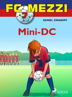 Zimakoff, Daniel - FC Mezzi 7: Mini-DC, ebook