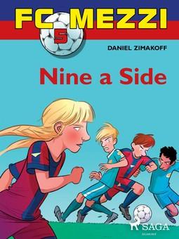 Zimakoff, Daniel - FC Mezzi 5: Nine a Side, ebook