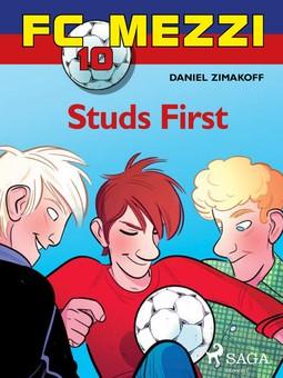 Zimakoff, Daniel - FC Mezzi 10: Studs First, ebook