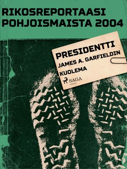 - Rikosreportaasi Pohjoismaista 2004, ebook