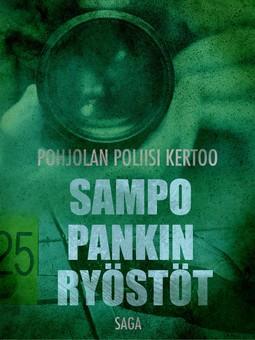 - Sampo Pankin ryöstöt, e-kirja