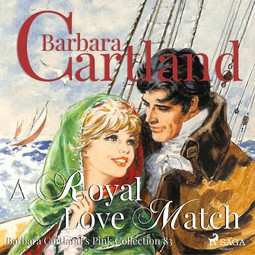 Cartland, Barbara - A Royal Love Match, audiobook