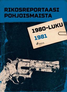 - Rikosreportaasi Pohjoismaista 1981, e-kirja