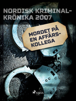 - Mordet på en affärskollega, ebook