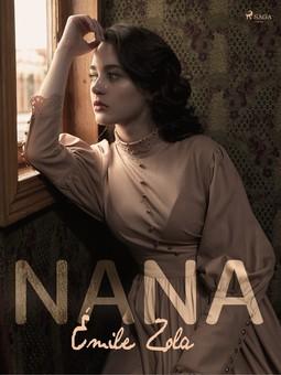 Zola, Émile - Nana, e-kirja