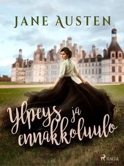 Austen, Jane - Ylpeys ja ennakkoluulo, e-kirja