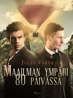 Verne, Jules - Maailman ympäri 80 päivässä, e-kirja