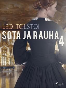 Tolstoi, Leo - Sota ja rauha 4, e-kirja