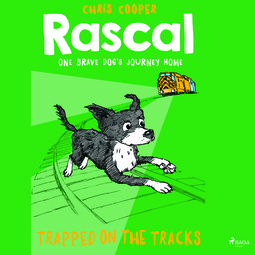 Cooper, Chris - Rascal 2 - Trapped on the Tracks, audiobook