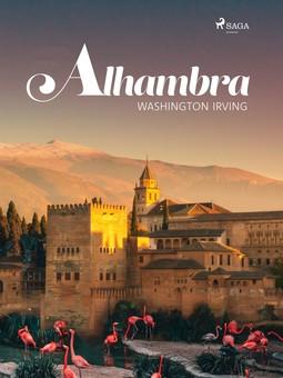 Irving, Washington - Alhambra, ebook