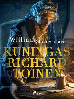 Shakespeare, William - Kuningas Richard Toinen, e-kirja