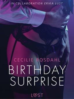 Rosdahl, Cecilie - Birthday Surprise, ebook