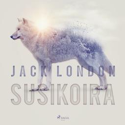 London, Jack - Susikoira, äänikirja