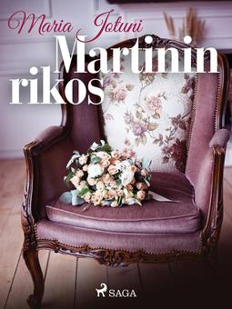 Jotuni, Maria - Martinin rikos, e-kirja