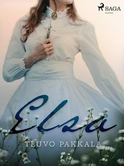 Pakkala, Teuvo - Elsa, e-kirja