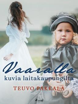 Pakkala, Teuvo - Vaaralla - kuvia laitakaupungilta, e-kirja
