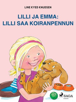 Knudsen, Line Kyed - Lilli ja Emma: Lilli saa koiranpennun, ebook