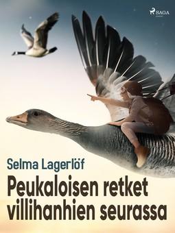 Lagerlöf, Selma - Peukaloisen retket villihanhien seurassa, e-kirja