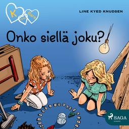 Knudsen, Line Kyed - K niinku Klara 13 - Onko siellä joku?, äänikirja