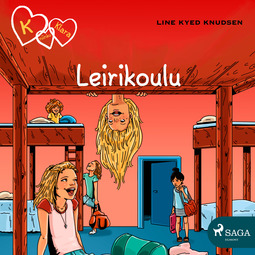 Knudsen, Line Kyed - K niinku Klara 9 - Leirikoulu, äänikirja