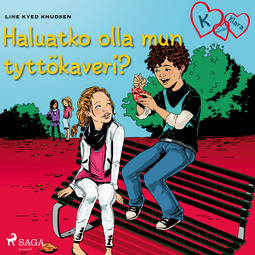 Knudsen, Line Kyed - K niinku Klara 2 - Haluatko olla mun tyttökaveri?, audiobook